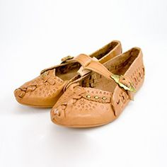 Kierpce: Polish Highlander Folk Slipper Moccasins, love them