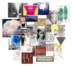 No Sense Composition by chiarettica on Polyvore featuring polyvore and art