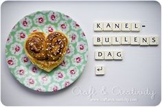 Kanelbullens dag – Cinnamon Bun Day -- how did I not know about this! But since I'm not sure about the date stamp, I don't know if is Oct 4 or April Better celebrate both to be sure. Delicious Cake Recipes, Yummy Cakes, English Food, Dessert Drinks, Bread Baking, Cinnamon Rolls, No Bake Cake, Just Desserts, Food To Make