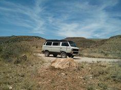 Roadtrip Westy
