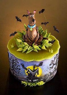 Scooby snacks! by Mladman Cakes - Cake Wrecks - Home - Sunday Sweets: 12 Cakes To Make You Feel Like A KidAgain