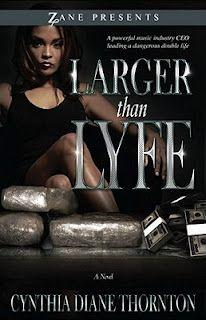 Book Review: Larger Than Lyfe by Cynthia Diane Thornton