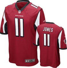 Julio Jones Jersey: Home Red Game Replica #11 Nike Atlanta Falcons Jersey  http://www.fansedge.com/Julio-Jones-Jersey-Home-Red-Game-Replica-11-Nike-Atlanta-Falcons-Jersey-_-1520034529_PD.html?social=pinterest_pfid22-21870