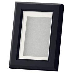 GUNNABO, Rahmen, schwarz Jetzt bestellen unter: https://moebel.ladendirekt.de/dekoration/bilder-und-rahmen/rahmen/?uid=8414b475-1746-579d-9ff1-041af76b50f0&utm_source=pinterest&utm_medium=pin&utm_campaign=boards #bilder #rahmen #dekoration