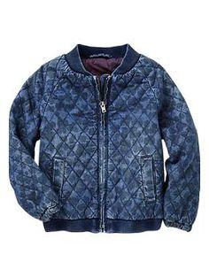 Leopard varsity jacket | Gap