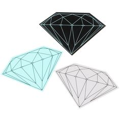 Diamond Supply Brilliant Vinyl Sticker ($3) ❤ liked on Polyvore featuring fillers, doodles, backgrounds, drawings, other, text, quotes, phrase, saying and scribble