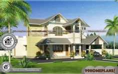 Floor Plans for Indian Homes Two Level House Plans New Collections Free House Design, House Front Design, Small House Design, Small Contemporary House Plans, Modern House Floor Plans, House Plans With Pictures, House Design Pictures, Indian Home Design, Kerala House Design