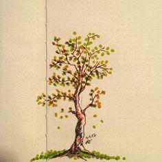 Spring sketch #sketch #tree