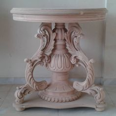 Unique Wood Carving Furniture for Your Home Decoration. Before entering the discussion I will provide an explanation of the benefits that are obtained when a person makes the . Wood Furniture Legs, Furniture Design, Wood Carving Art, Wood Art, Wood Tile Bathroom Floor, Barn Wood Crafts, Rustic Wood Walls, Banquettes, Classic Furniture