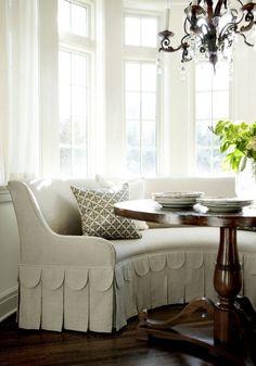 Breakfast Nook | Banquette Seating