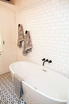 They Asked Chip And Joanna To Totally Transform This 1919 Bungalow, And Now  Itu0027s Absolutely. Bathroom Floor ...