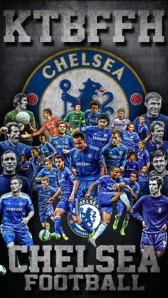 Keep the Blue Flag Flying High: CHELSEA FC