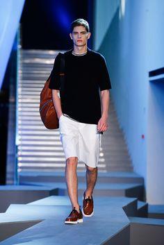 Z Zegna Spring 2016 Menswear Fashion Show