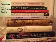 Locavore and Gardening Books to Read in 2013 | craftygardenmama.com