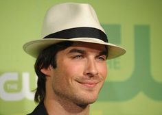 Ian Somerhalder of The Vampire Diaries. ;-)