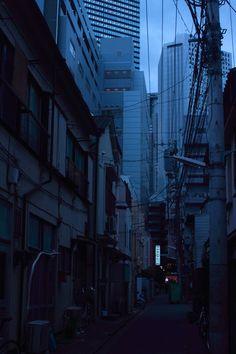 Night Aesthetic, City Aesthetic, Blue Aesthetic, Aesthetic Anime, Aesthetic Korea, Aesthetic Grunge, Urban Photography, Street Photography, Landscape Photography
