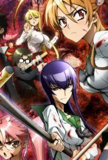 Highschool of the Dead (2010) Poster
