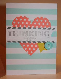 Julia Sue's Stamping: Easy All-Occasion Cards