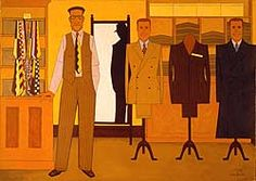 John Brack @ NGV Ian Potter Centre : the Giving and Receiving of Regard Australian Painting, Australian Artists, Ian Potter, Yellow Artwork, Fritz Lang, Museum, Modern Artists, Aboriginal Art, Film