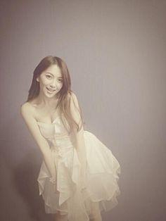 KARA's Jiyoung is an elegant beauty ~ Latest K-pop News - K-pop News   Daily K Pop News