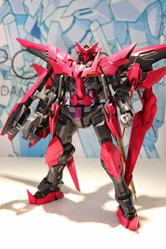 MG 1/100 Gundam Exia Dark Matter - On Display @ Gunpla Expo World Tour 2014 (Japan)