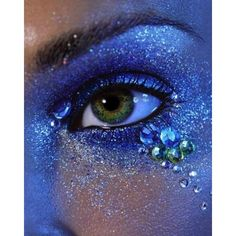 Magical Makeup by Markus Klinko (6 photos) » EroGlamour.com - We will... ❤ liked on Polyvore featuring backgrounds