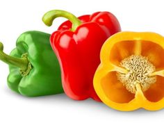 Best Foods for Men # 2Red Bell Peppers or Sweet Peppers - Red peppers contain three times more vitamin C than orange juice, according to some medical sources. Scientists agree that raw bell peppers are an effective way to get bioflavonoids into the system. #StFrancis