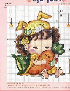 корейские схемы вышивки крестом: 26 тыс изображений найдено в Яндекс.Картинках