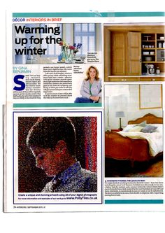 Simon Horn's Classic Reine de France bed simonhorn.com The Jewish Chronicle September 2015