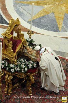 Pape François - Pope Francis - Papa Francesco - Papa Francisco - Santa Messa di Natale 2013