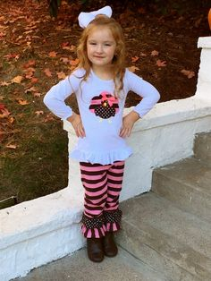 Holiday Outfits for little girls - Thanksgiving / Turkey / Christmas | Jane