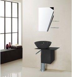 Meubles salle de bain une vasque: achat meubles salle de bain une vasque - Azura Home Maroc