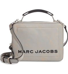 The Box Leather Handbag, Main, color, GRIFFIN Leather Handbags, Leather Bag, Benjamin Moore Colors, Distressed Leather, Marc Jacobs, Shoulder Strap, Nordstrom, Box, Style