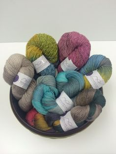 Lorna's Laces Hand-Dyed Yarn