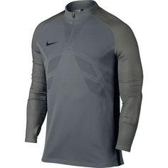 Nike Treningsgenser Midlayer AeroSwift Drill Strike - Grå Sport, Wetsuit, Drill, Nike, Swimwear, Fashion, Scuba Wetsuit, Bathing Suits, Moda