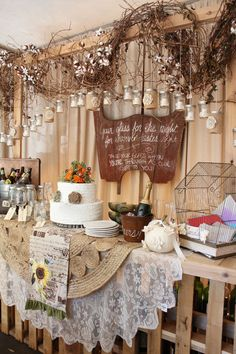 Bachmans Ideas House ~ Harvest wedding ideas