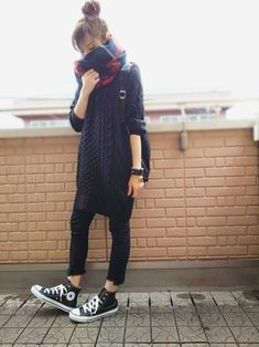 How To Wear Converse Outfits Casual Street Styles 19 Ideas Cool Outfits, Casual Outfits, Fashion Outfits, Casual Clothes, Casual Street Style, Casual Chic, Outfits With Converse, Fashion 2020, Men's Fashion