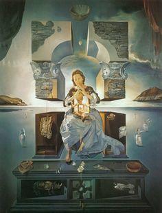 Salvador Dali – The Madonna of Port Light