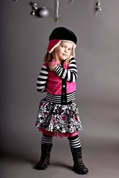 Goth clothing for kids