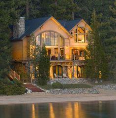 Luxury Lakefront Villa, Lake Tahoe