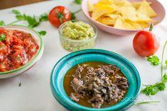 Barbacoa is Mexicaans stoofvlees en is het lekkerste als je het serveert met tortilla chips, guacamole en tomatensalsa! Benieuwd naar het recept?