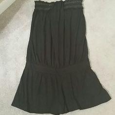 🚨FINAL PRICE🚨Super Cute Romper! Sleeveless Black Romper Jumper SILK Dresses