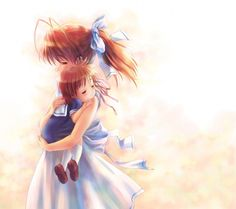 Clannad- After Story...hold it together...don't cry...:'(