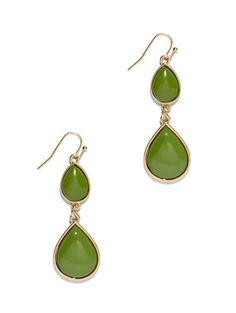 Shop Double-Teardrop Earring . Find your perfect size online at the best price at New York & Company.