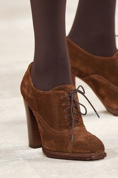 Ralph Lauren, Fall 2016 - You Have to See These Fall '16 Runway Shoes - Photos