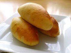Rezept: Russische Piroschki (gefüllte Teigtaschen mit Fleisch- oder vegetarischer Weisskohlfüllung)