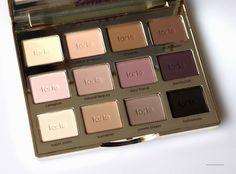 Tarte Tartelette Amazonian Clay Matte Palette #makeup #cosmetics #tarte #palette