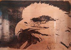 Eagley Eye Copper, Eye, Abstract, Artwork, Prints, Painting, Summary, Work Of Art, Auguste Rodin Artwork
