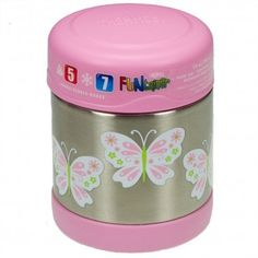 Pack your kids the coolest lunch around…or the hottest! It's easy with the FUNtainer 10oz Thermos Food Jar.