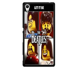 The Beatles Let It Be Lego Character TATUM-10685 Sony Phonecase Cover For Xperia Z1, Xperia Z2, Xperia Z3, Xperia Z4, Xperia Z5